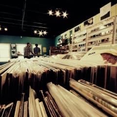 Guiden över Stockholms skivbutiker