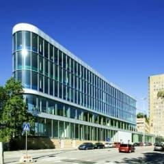 Projektioner på Bonniers Konsthall