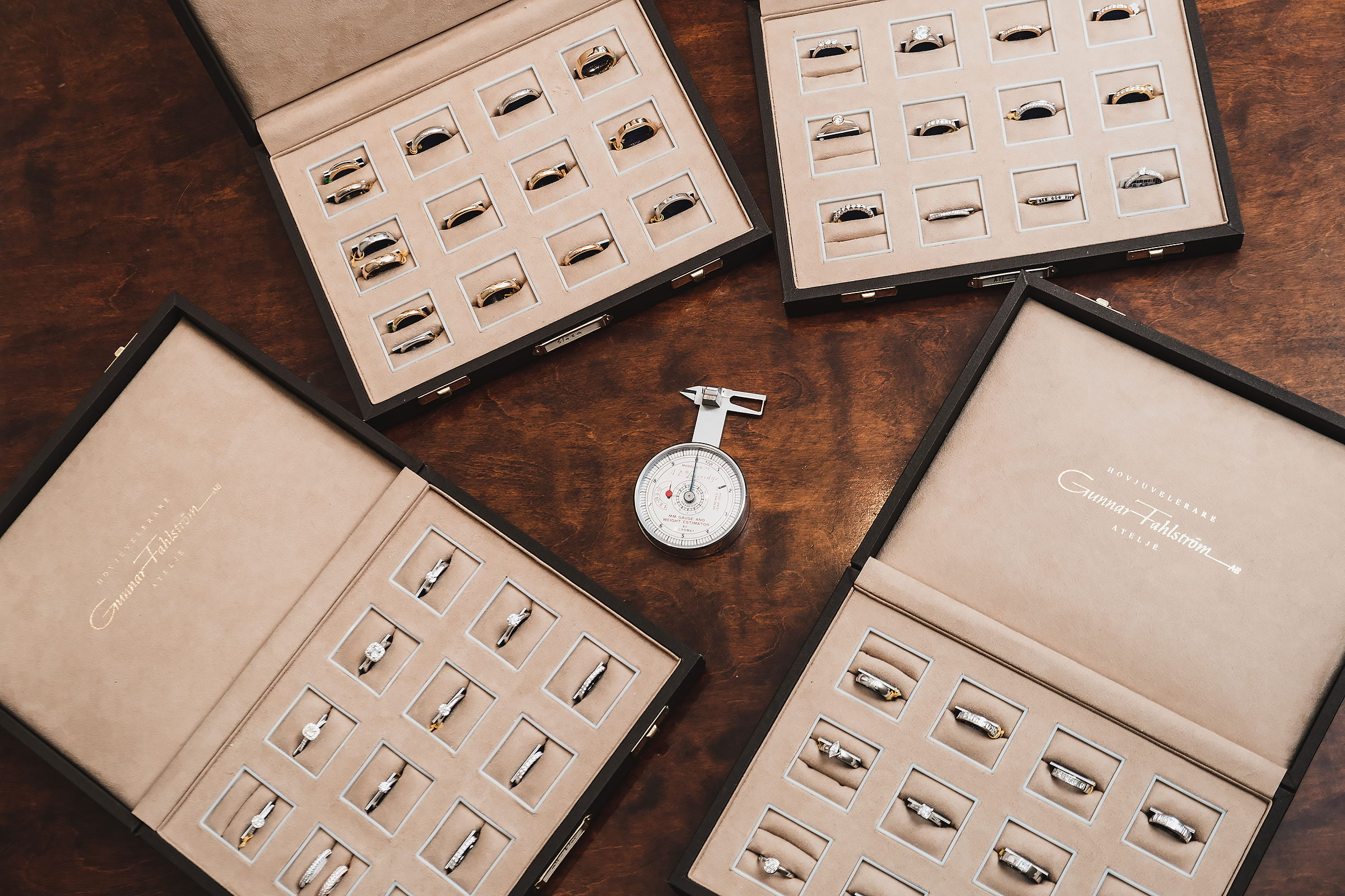 Stockholm's best jewellery shops