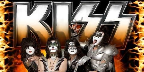 Kiss till stadion i stockholm