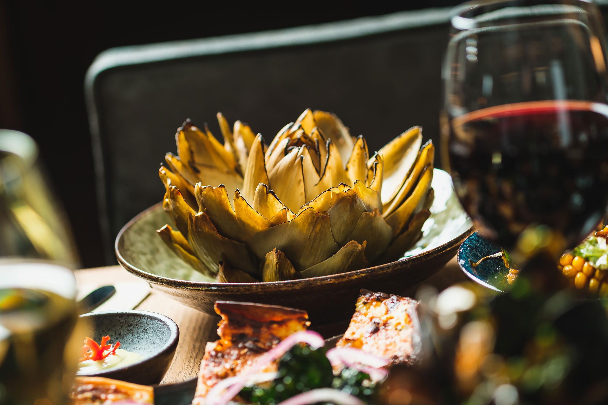 The best vegetarian restaurants in Stockholm