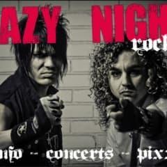 Crazy Nights Rockclub på Harry B James