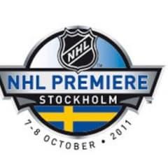 NHL Premiere i Globen