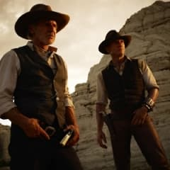 Cowboys & Aliens nästan så ball som den låter