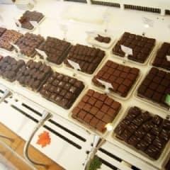 Frosseri på Chokladfabriken och Nordiska Museet