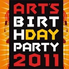 Art's Birthday Party 2011 på Södra Teatern + Kägelbanan
