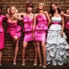 Bridesmaids revolutionerar tjejkomedin