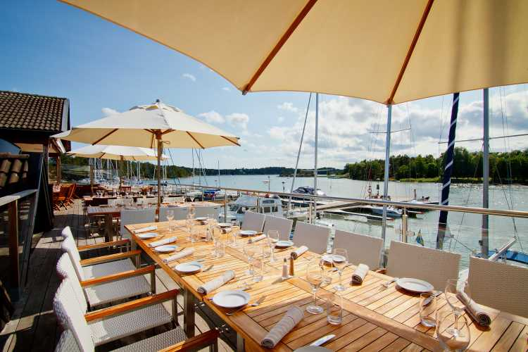 The best archipelago restaurants in and around Stockholm