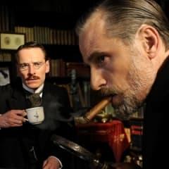 David Cronenberg skapar storslaget psykoanalysdrama