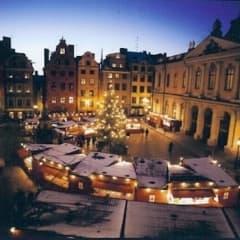 Hårda, mjuka och goda klappar på Stockholms julmarknader
