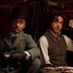 Robert Downey Jr. repriserar roll som Sherlock Holmes