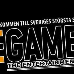 Gamex - Sveriges största spelmässa