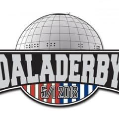 Daladerby: Mora IK v Leksands IF i Globen