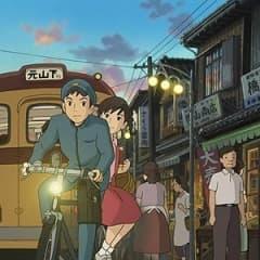 Studio Ghibli tillbaka med Uppe på vallmokullen