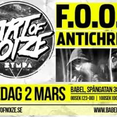 F.O.O.L. + Antichrist på Babel