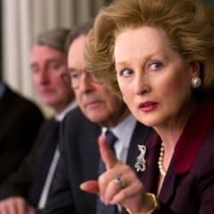 Meryl Streep briljerar som Järnladyn