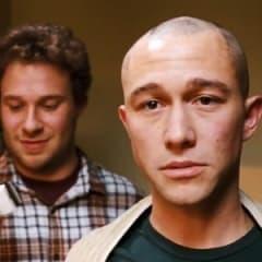 Seth Rogen och Joseph Gordon-Levitt i cancerkomedi