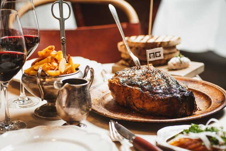 The Best Restaurants For Meat in Stockholm