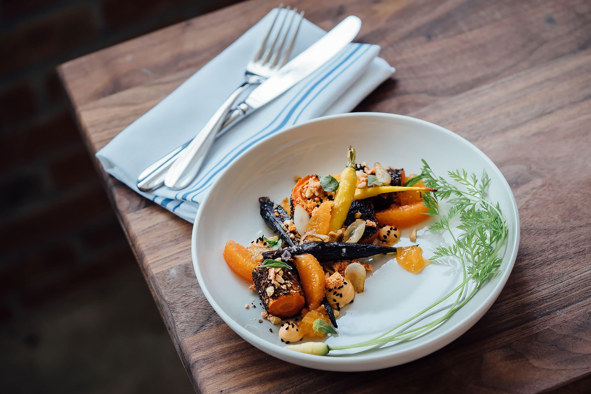 Guiden till vegetariska restauranger i Uppsala