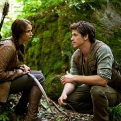 Jennifer Lawrence slår igenom stort i Hunger Games