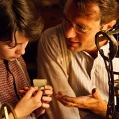 Scorsese tillbaka med Oscarsbelönade Hugo Cabret