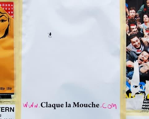 Claque la Mouche firar ett år på Berns terrass