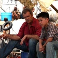 Mel Gibson överraskar i Get the Gringo