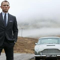 Daniel Craig briljant i nya Skyfall