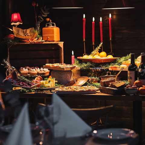 The guide to the best places in Stockholm to eat Christmas julbord