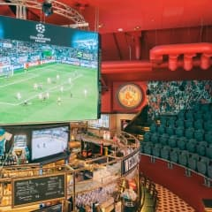 Guiden till Stockholms bästa sportbarer