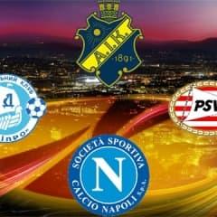 AIK - Europa League 2012