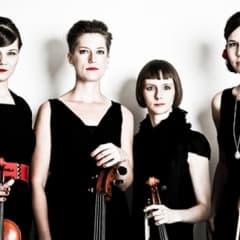 Vindla String Quartet på Södra Teatern