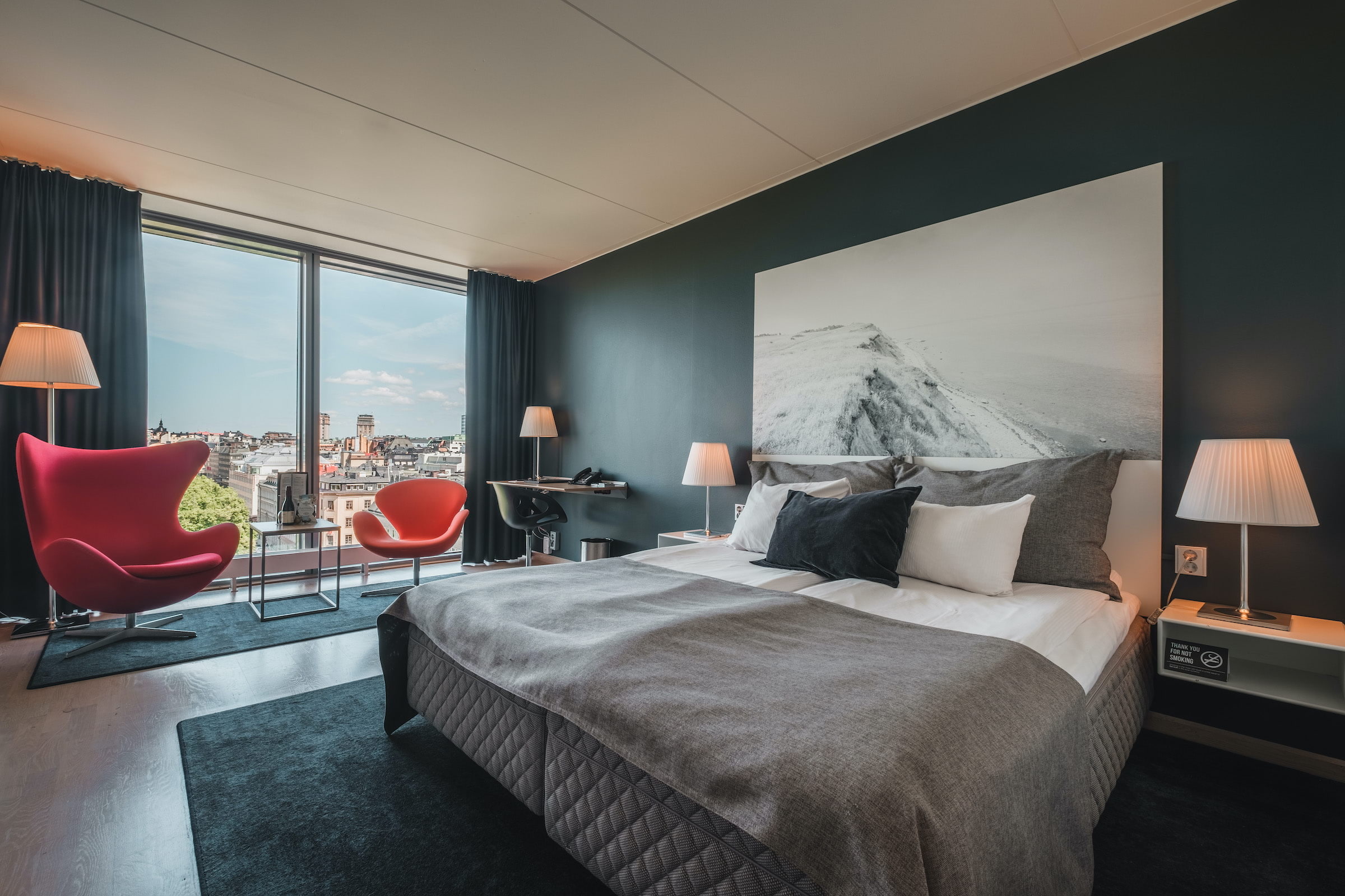 The guide to the best hotels in Stockholm