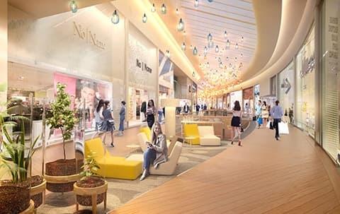 nya butiker gränby centrum