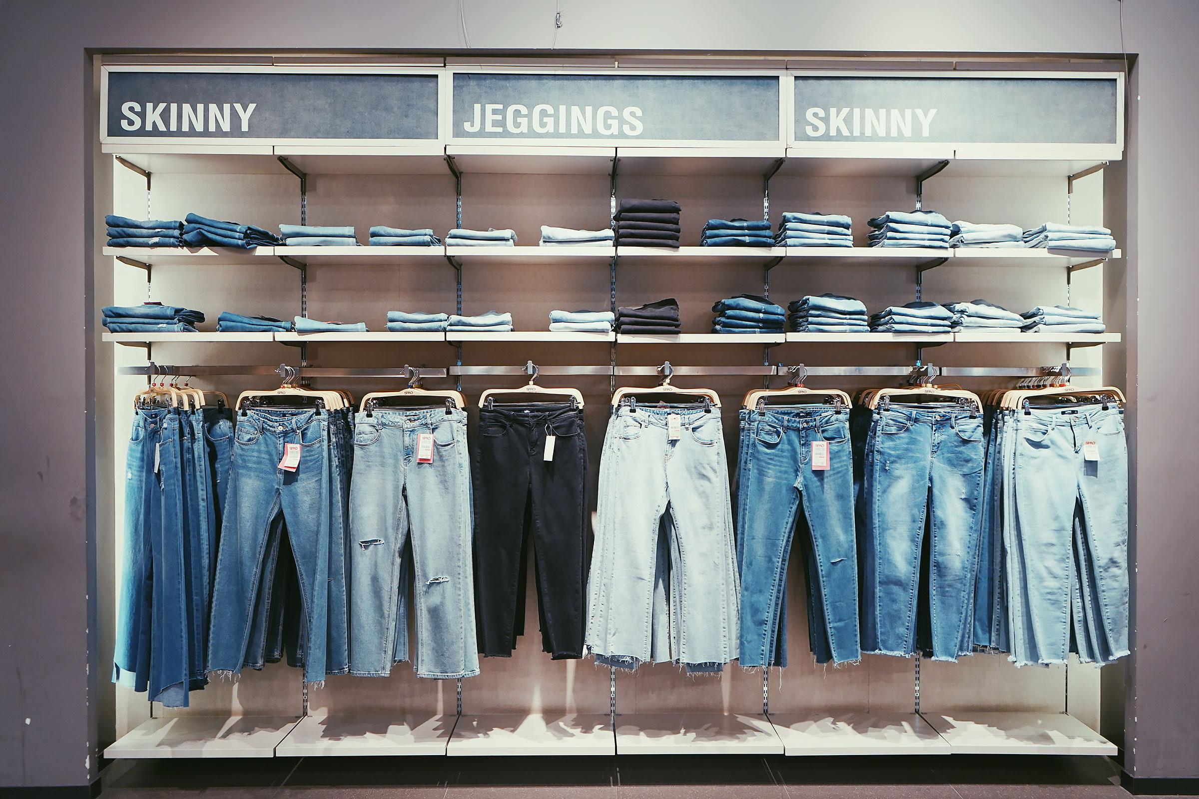 Jeans i Stockholm – här är stans bästa jeansbutiker