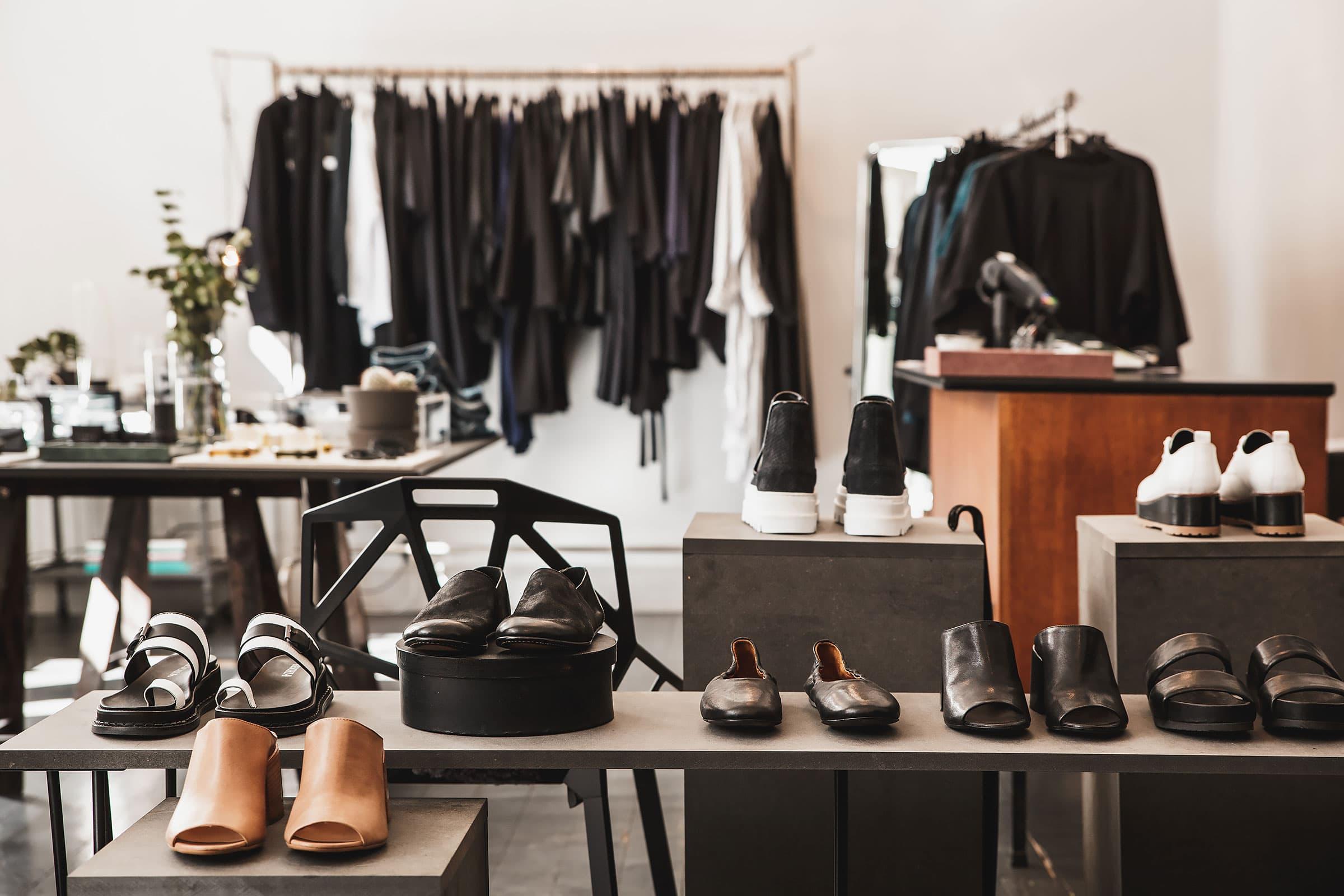 Guiden till Stockholms bästa skobutiker