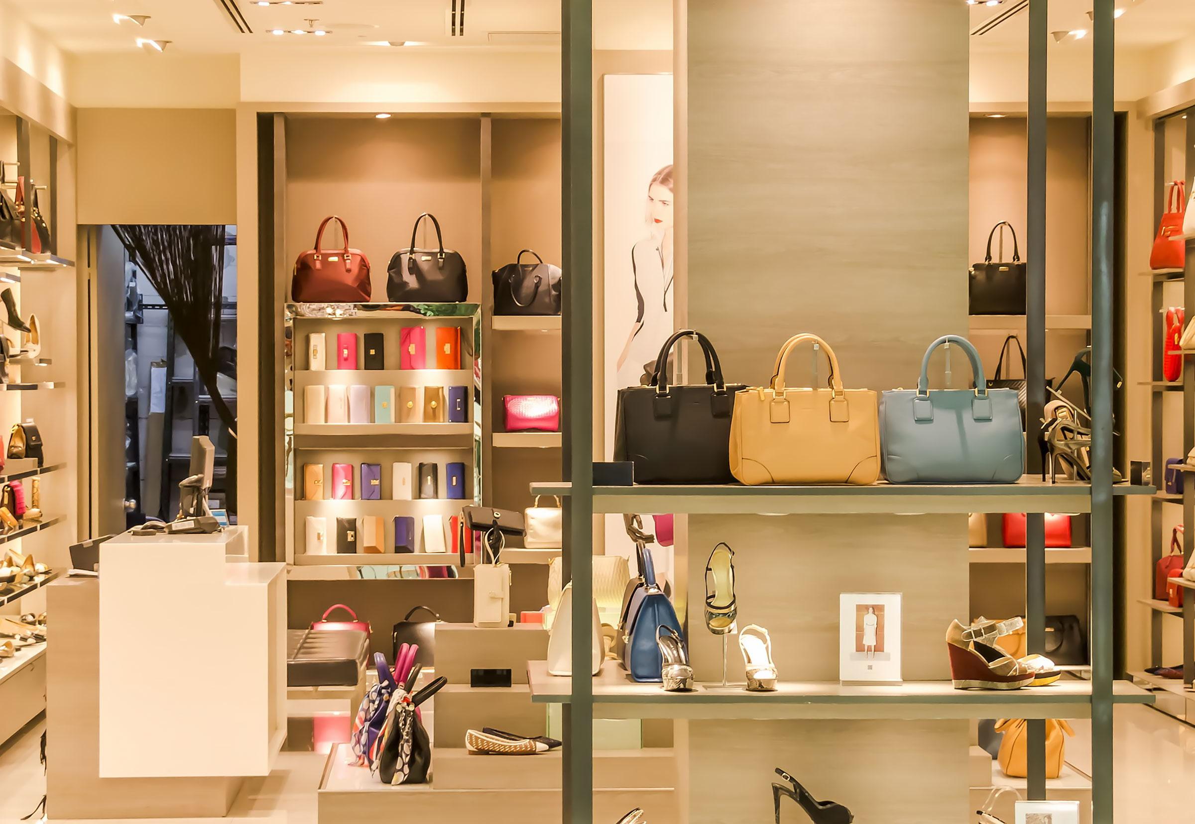 Lyxigaste modebutikerna i Stockholm