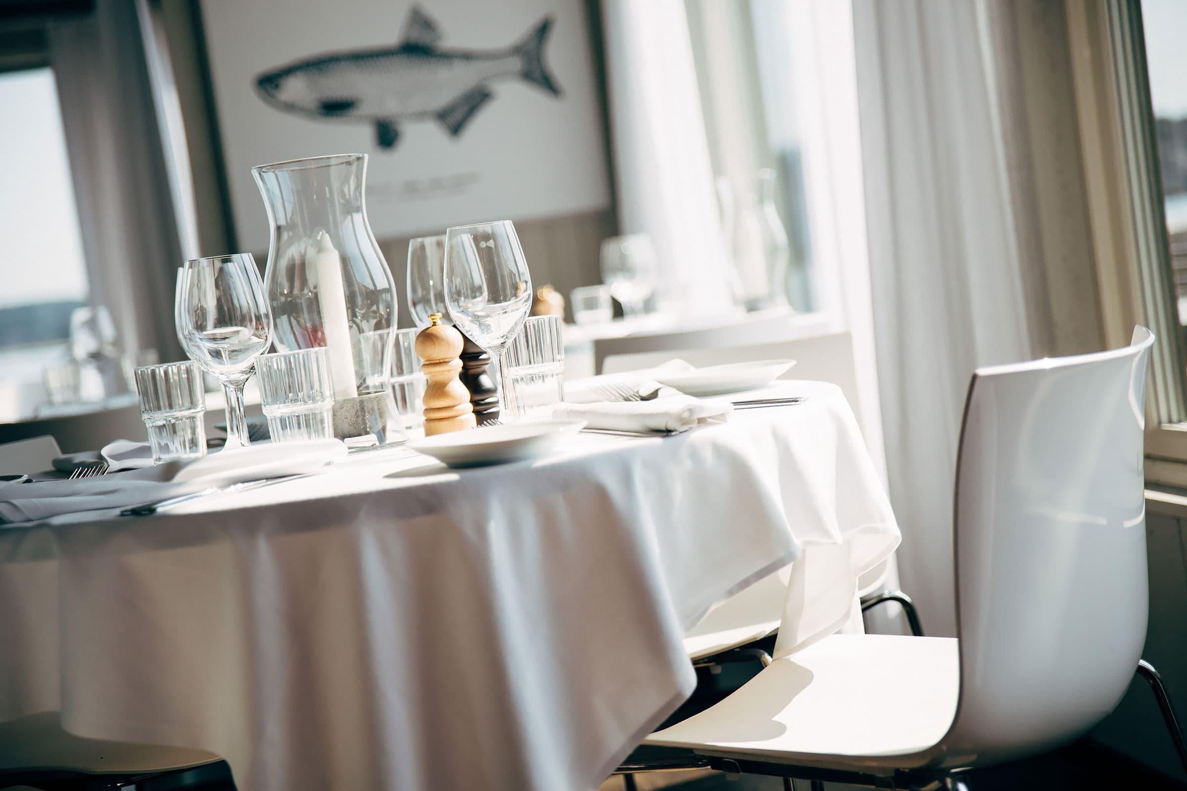 Stockholms bästa fiskrestauranger