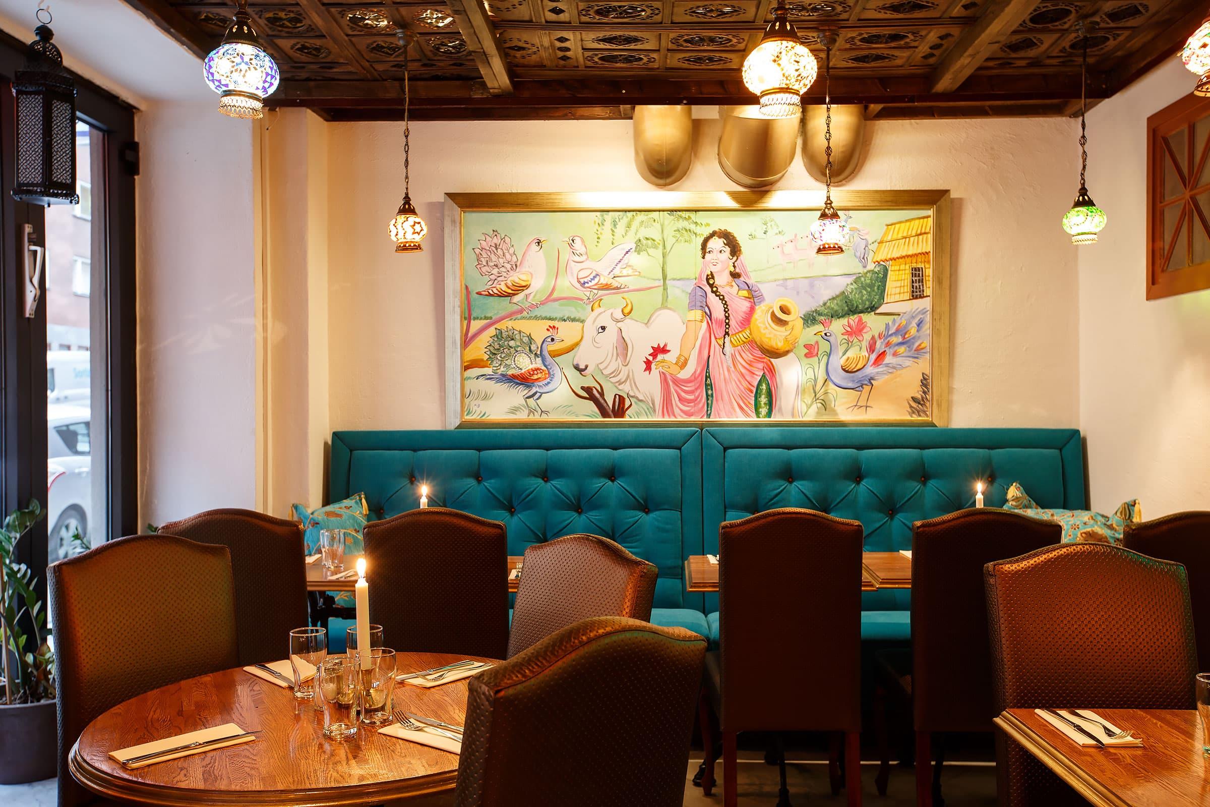 Stockholms bästa indiska restauranger