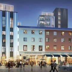 Story Hotel flyttar in i Signalfabriken