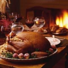 Thanksgiving kommer till Saints