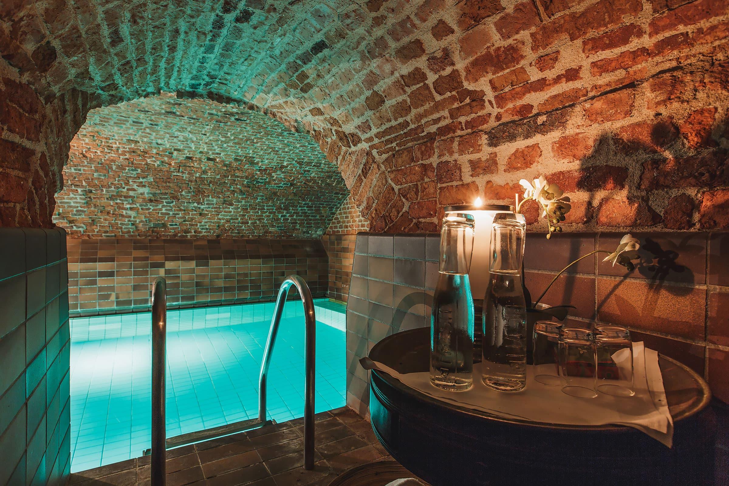 spa pool stockholm