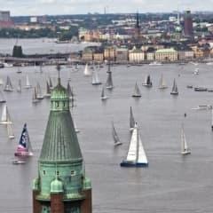 ÅF Offshore Race – Havskappsegling mitt i stan