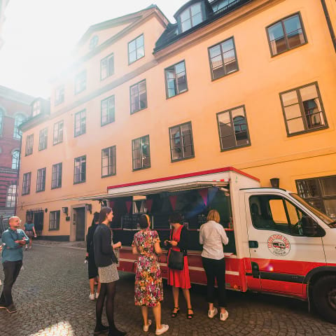 Guiden till Stockholms bästa food trucks