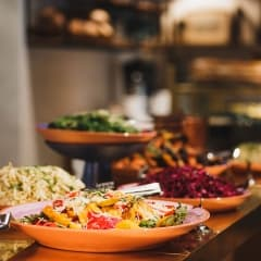 Guiden till Stockholms bästa lunchbufféer