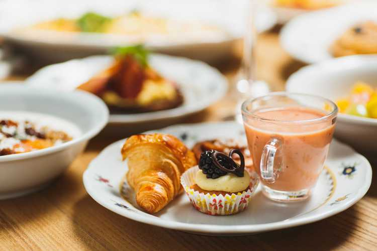 Stockholm's best hotel breakfasts