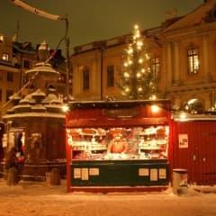 Här hittar du mysiga julmarknader i Stockholm