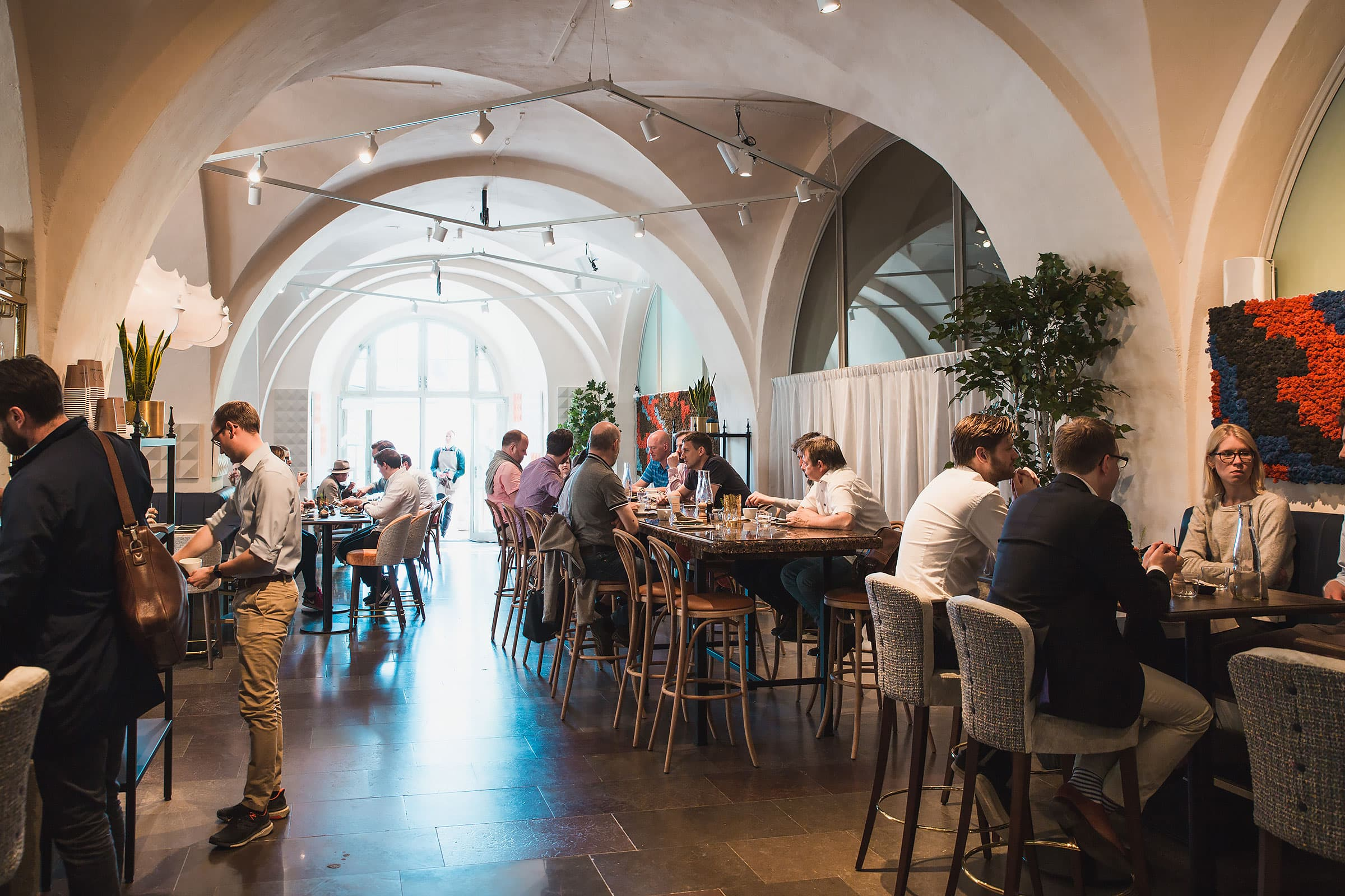 The best lunch restaurants in Östermalm