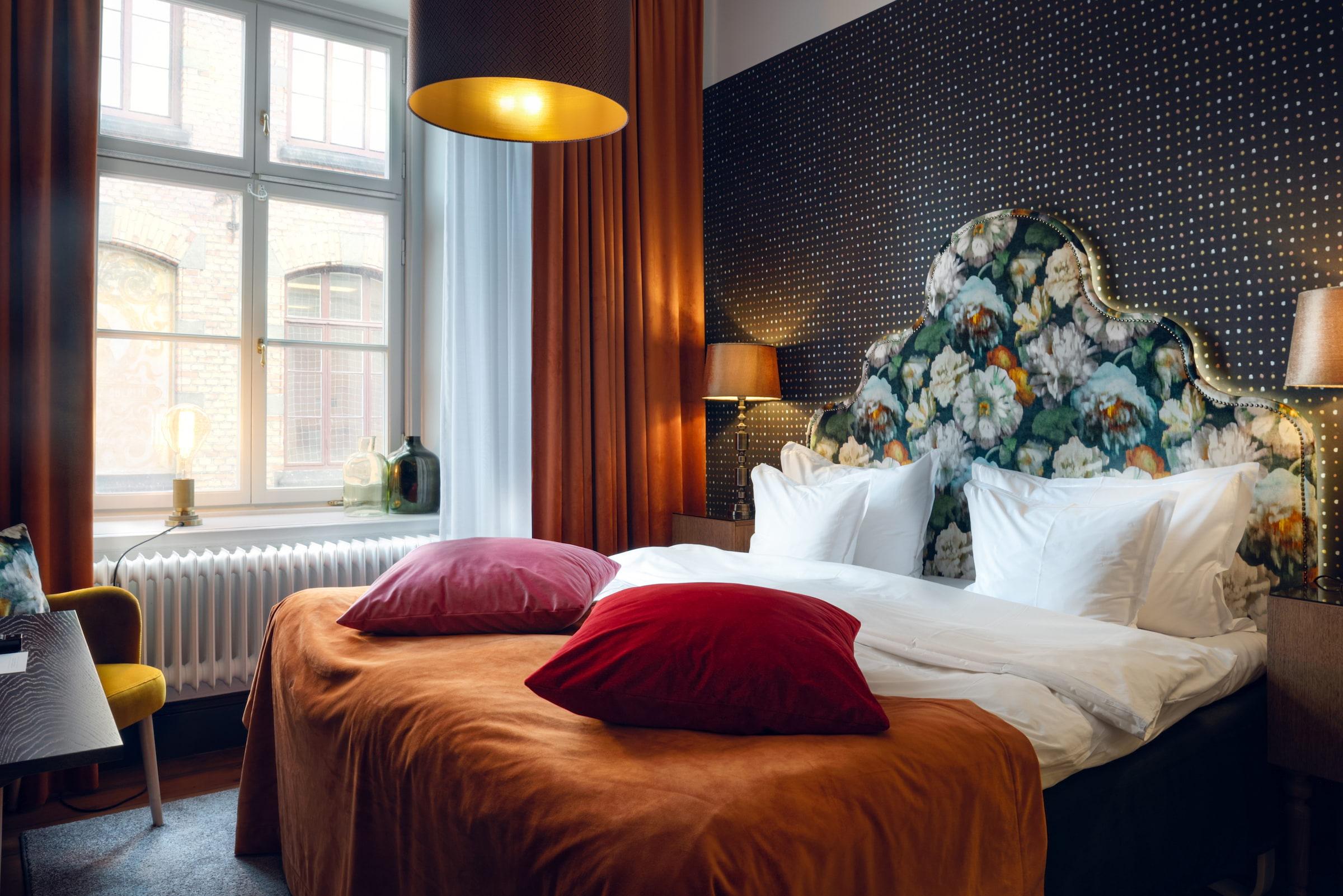 Guiden till romantiska hotell i Stockholm