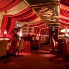 Romantiska restauranger i Stockholm
